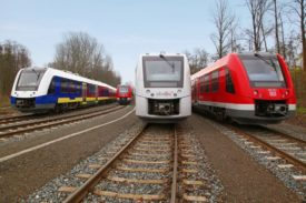 Alstom to Supply 12 Coradia Lint 41 Trains to RegentalBahn in Germany