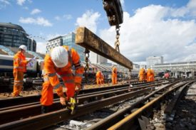Network Rail Confirms Review of CP5 Plan