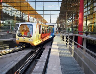 Bombardier's Chinese Joint Venture Wins First Contract for an Innovia Automated People Mover