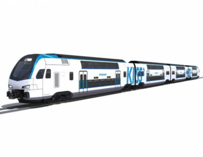 Stadler Rail Wins Contract for 33 Kiss Double Decker Trains in Sweden