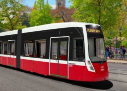 Bombardier Wins Contract for 156 Trams from Wiener Linien