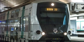 Alstom and Bombardier Deliver 100th MI09 Trainset to STIF and RATP