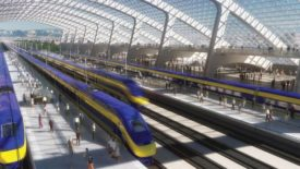 Network Rail Consulting Wins US High-Speed Rail Contract