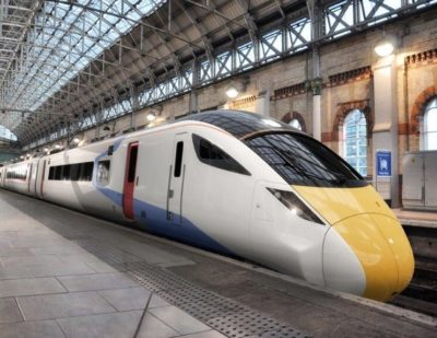 First UK Traffic Management Contract Awarded to Hitachi Rail