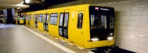 Stadler Pankow Receives Order for U-Bahn Trains from BVG