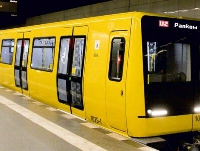 Stadler Pankow Receives Order for U-Bahn Trains from BVG