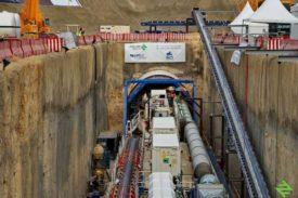 Tunnelling Starts on $10 Billion Riyadh Metro Project