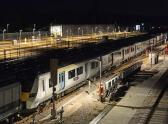 First Siemens-Built Thameslink Train Delivered to London