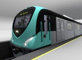 Alstom Unveil Kochi Metropolis Trainset Design