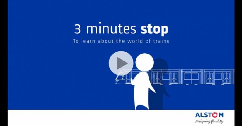 Quiz – Three Minutes Stop from Alstom