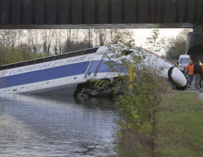 UPDATE: SNCF Test Train Crash Kills 11, Injures 37
