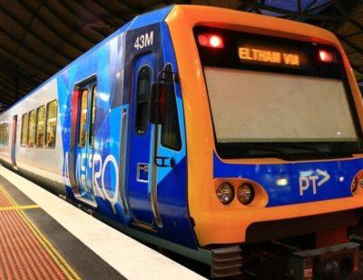 Alstom Delivers New Trains for Melbourne
