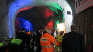 ITA International Tunnelling Awards Winners 2015