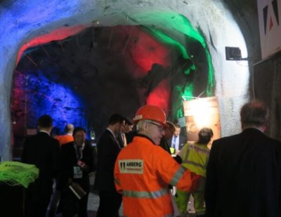 ITA International Tunnelling Awards Winners 2015