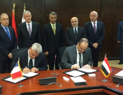 Alstom to Supply Signalling System and Infrastructure for Cairo Metro