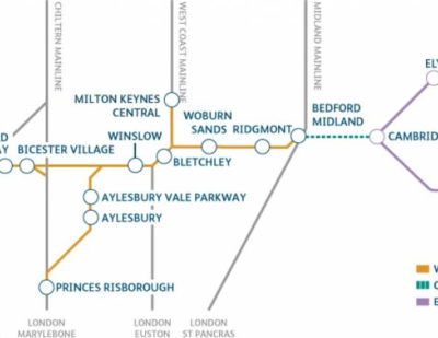 Atkins Win East West Rail Phase 2 Contract