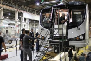 Mexico: Bombardier to Supply Light Rail Vehicles to Electric Urban Train System of Guadalajara