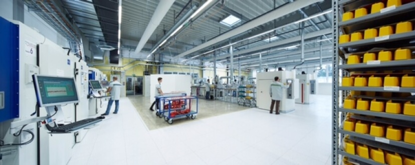 Austria: Expansion of Frauscher Sensor Production Facility