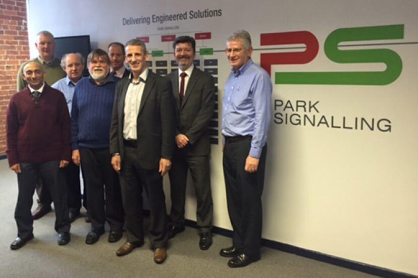 UK: Unipart Rail Acquire Park Signalling Ltd