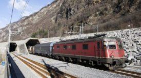 SBB GBT Cargo Freight Train