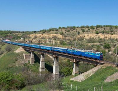 Ukraine  Kazakhstan Rail Route Tested