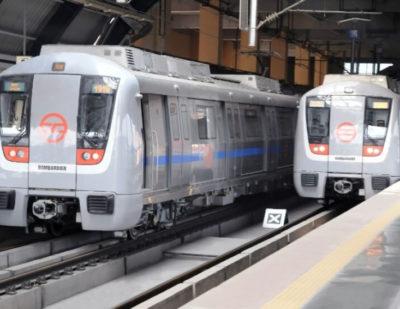India: Delhi Metro Runs a Peak Capacity During Odd-Even Vehicle Restriction Period
