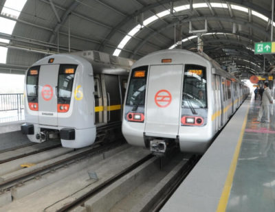India: Thales Awarded Delhi Metro Ticketing System Contract
