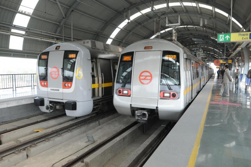 How metro rail networks are spreading across India