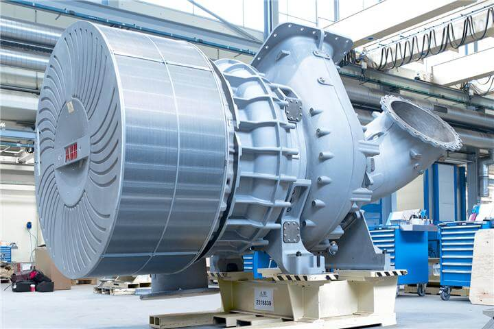 Switzerland: ABB Turbocharger Delivers 64% Return on Investment