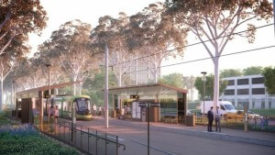 Canberra LRT Contractor Announced