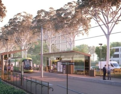 Australia: DB International Win Canberra LRT Tender Award