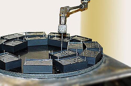 Thermoselective Vacuum Encapsulation