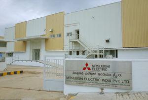 Mitsubishi Electric India Opens Factory in Bidadi