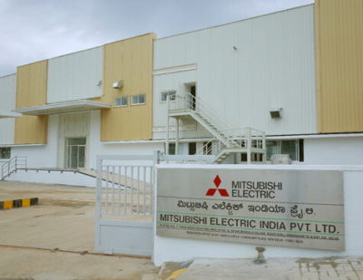 Mitsubishi Electric India Opens Factory in Bidadi