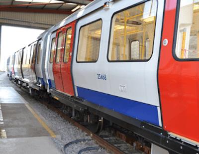 Thales 4LM Test Train RIDC