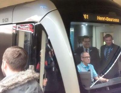 Canada: Bombardier-Alstom Consortium AZUR Metro Cars in Service