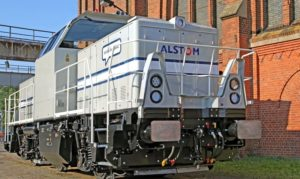 Germany: Alstom Supplies Metrans Rail GmbH 2 Prima H3 Hybrid Shunting Locomotives