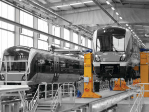 Railcar Lifting Jacks