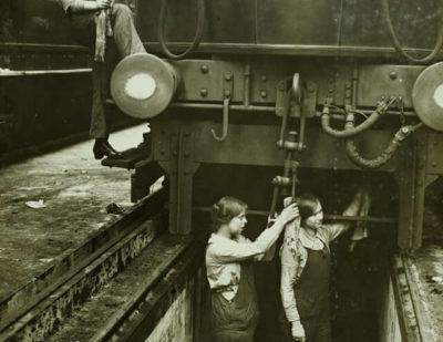 UK: Women in Crossrail