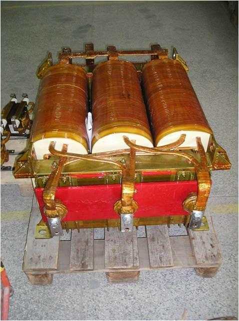 3-phase transformer for Aux. Converter