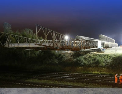 Increased Transparency From Network Rail