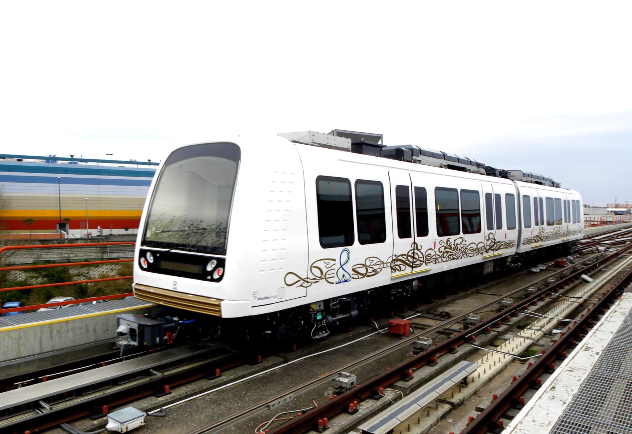 AnsaldoBreda Win $300 Million Miami Metro Tender for Second Time