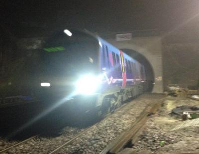 UK: Farnworth Tunnel Opened