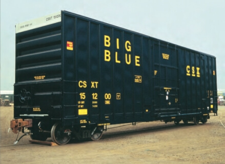 The Greenbrier 50′ Plate F Boxcar