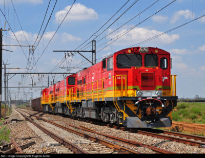 South Africa: Transnet Secures a $2.5billion Funding Guarantee from Chinese Export Credit Agency