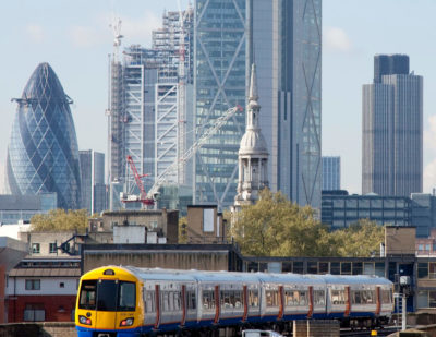 Arriva Win London Overground Concession
