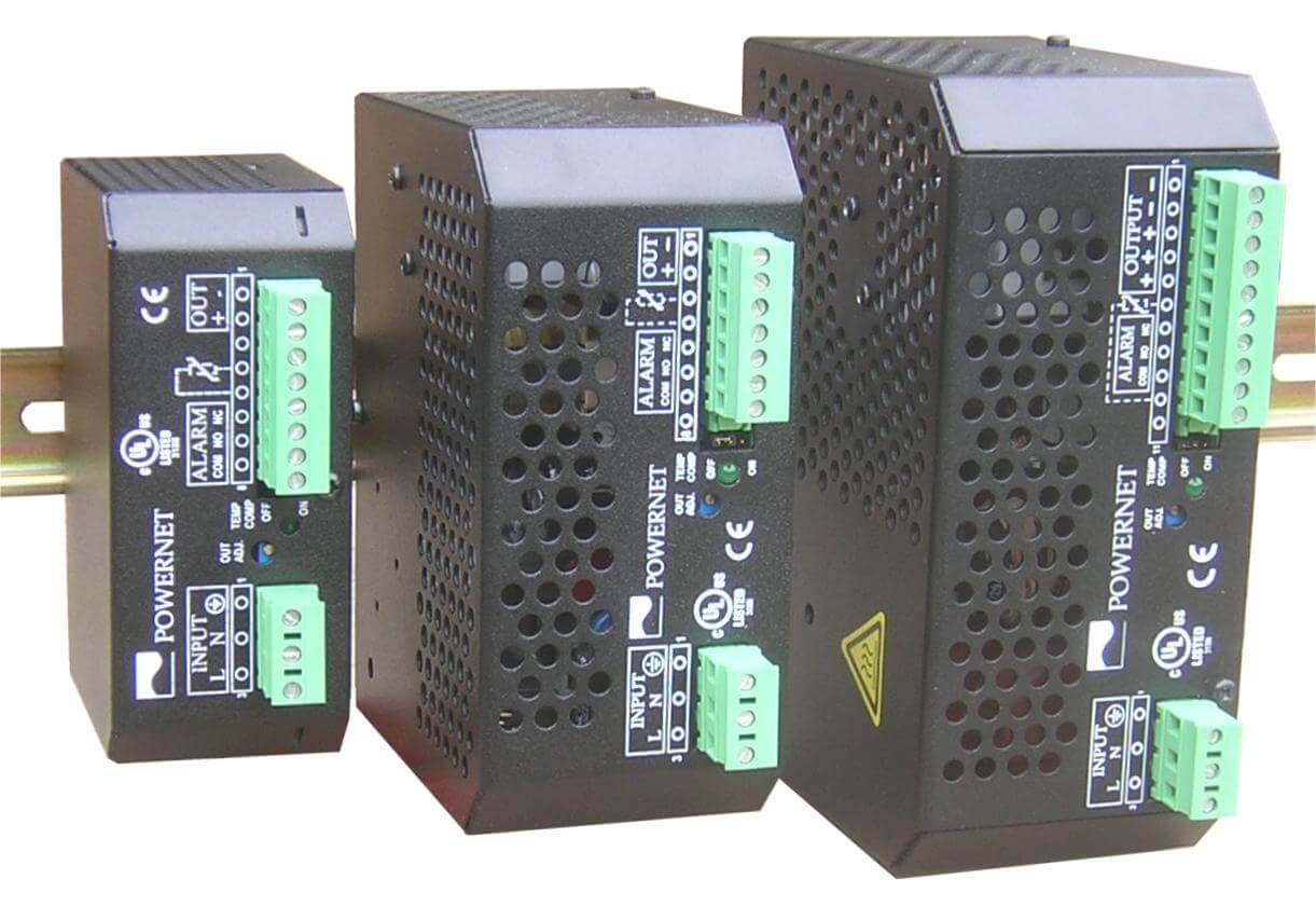 Series Power Supplies and Battery Chargers