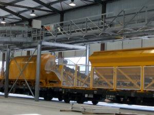 Adler Railway Concreting Trains