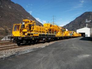 Railway Concreting Locomotives