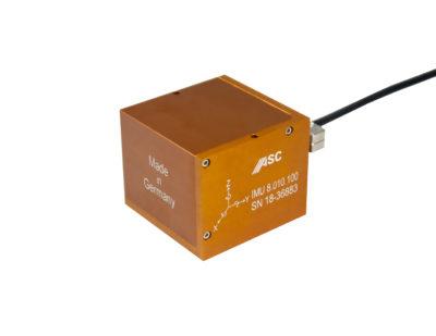 ASC IMU 8 for High-Precision Position Determination